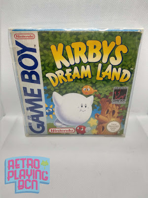 analisis kirby dream land game boy