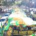 Grupos de direita realizam manifestação pacífica em Maringá