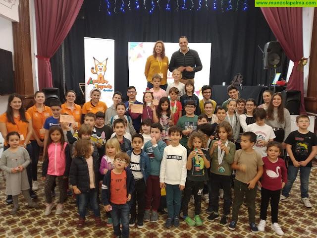 Éxito participativo de la XIII edición de Juegos Infantiles de Deportes Mentales de Navidad