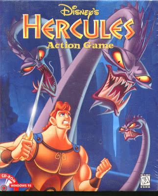 Disney Hercules Game For PC
