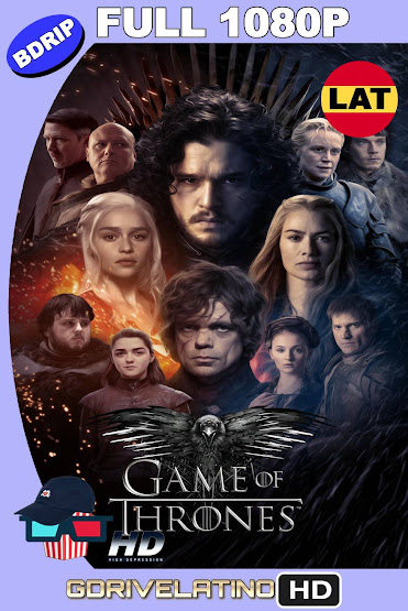 Game of Thrones Temporada 01 al 07 BDRip 1080p Latino-Ingles MKV
