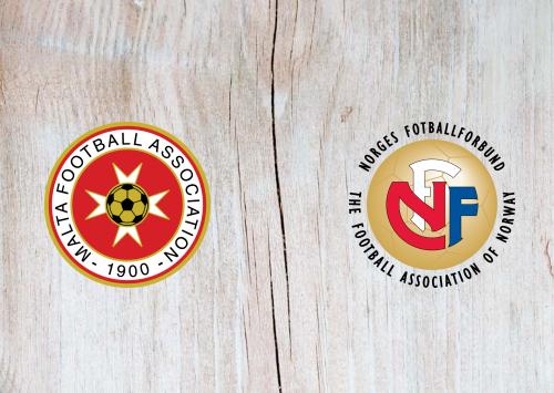 Malta vs Norway -Highlights 18 November 2019