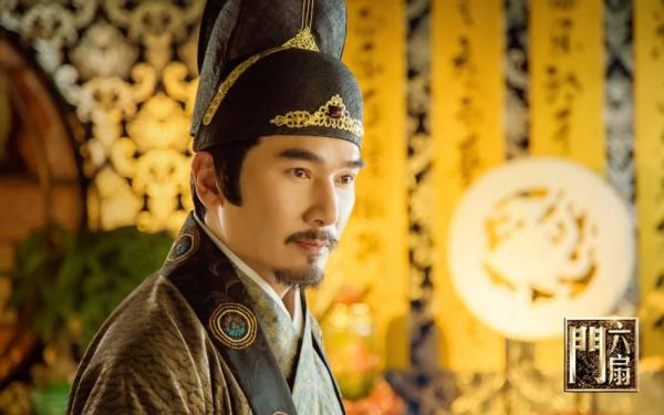 Alex Fong in historical cdrama Liu Shang Men