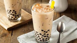 Asal Mula Minuman Bubble Tea Dan Ancaman Bahaya Mengkonsumsinya  Secara Berlebihan