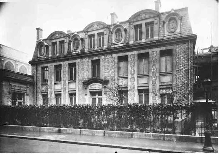 Instituto Curie - Historia