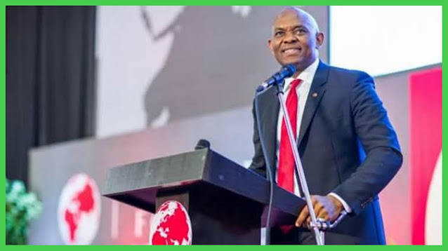 Richest Igbo Men - Tony Elumelu