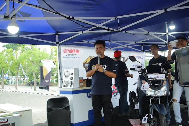 Bedah Yamaha Terbaru si Baby NMAX