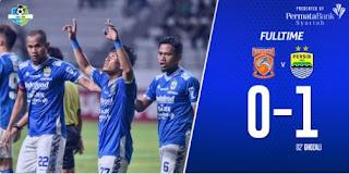 Video Cuplikan Pertandingan Borneo FC vs Persib Bandung - Liga 1 2018