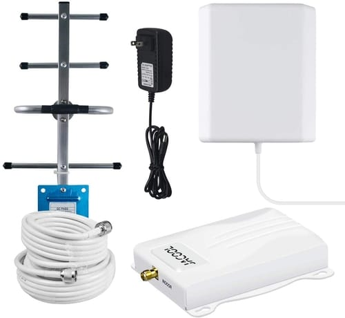 JACOOL Verizon 4G LTE Cell Phone Signal Booster