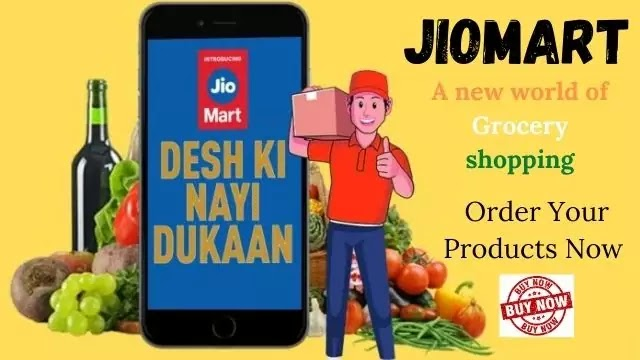 How to order products on JioMart ( How to order Grocery on JioMart)?