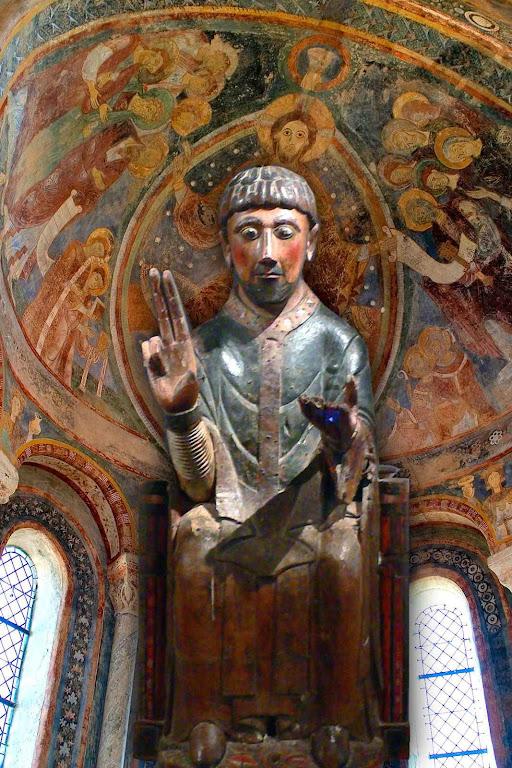 Ideal de Cluny: monges contemplativos em luta contra o reinado de Satanás.