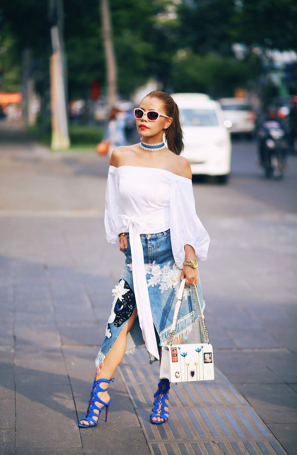 Crystal Phuong- Singapore Fashion Blog- Street style in Ho Chi Minh 10