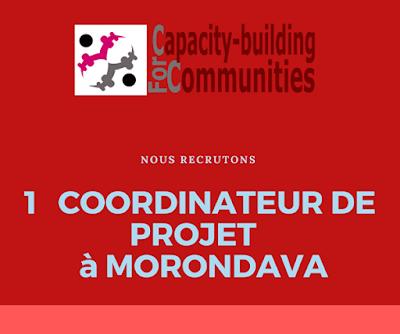 Recrutement : Coordinateur en Région
