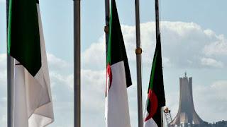 Algeria celebrates the 64th anniversary of the Algerian revolution November 1954
