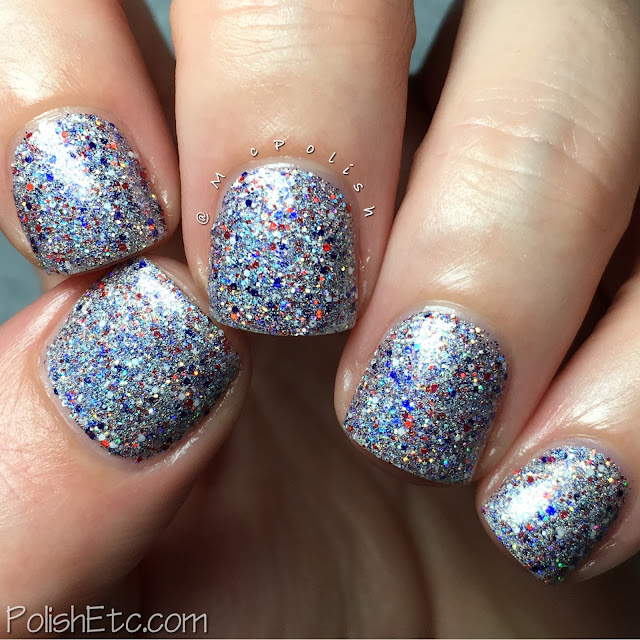 Glam Polish - The King Collection - McPolish - All Shook Up