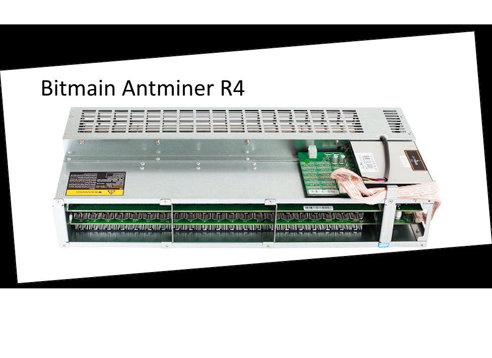 antminer r4 описание