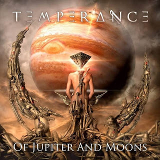 "Temperance - ""Of Jupiter and Moons"" (album)"