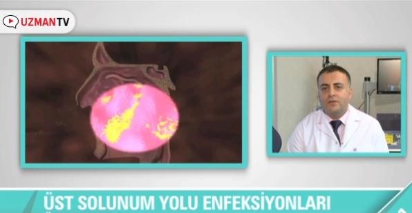 Dr.Murat Enöz - Üst Solunum Yolu Hastalıkları Nelerdir? - Uzman TV