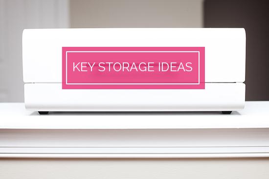 IHeart Organizing: UHeart Organizing: Key Storage Ideas