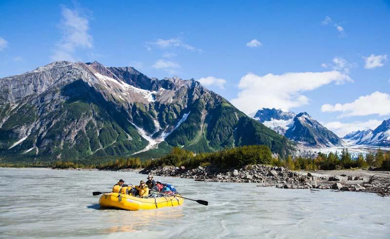 Tatshenshini River, Alaska