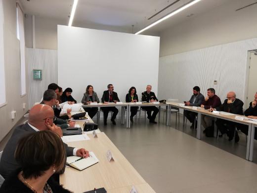 El Observatorio de Seguridad de la Comunitat Valenciana se reúne por primera vez tras la aprobación de la Ley de Coordinación de Policías Locales