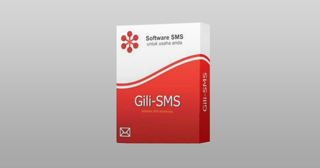 Download Gili-SMS - Software Sms massal Full versi 100% Gratis