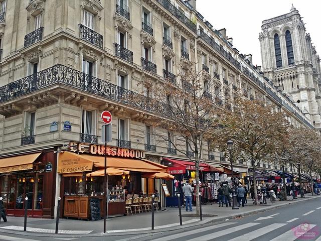 O que fazer na Île de la Cité em Paris