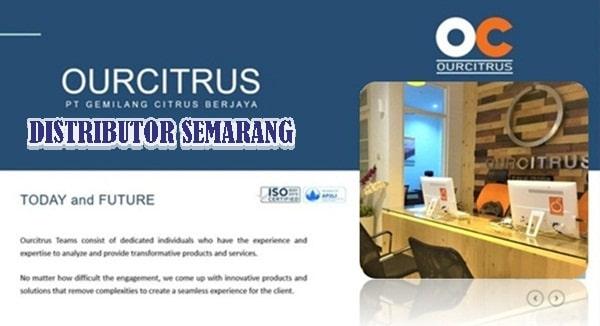 Distributor Ourcitrus Semarang