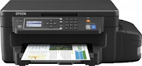 Epson ET-3600 Printer Driver