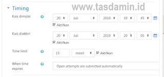 Moodle yakni aplikasi LMS open source alias gratis yang sanggup dipakai untuk CBT atau le TAS:  Ulangan / Penilaian Online CBT sanggup pakai Moodle