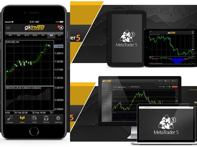 Software Trading Forex di Broker GKInvest