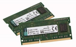 Daftar Harga Memory RAM Laptop Lengkap Murah Terbaru