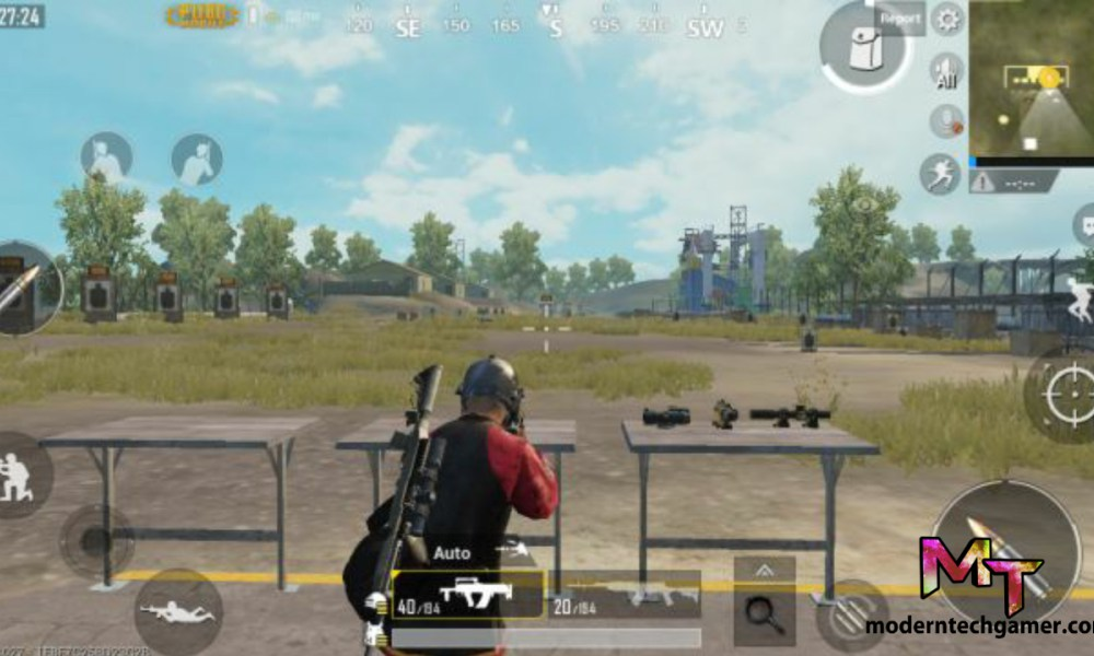 PUBG gameplay screenshot 3 - PUBG MOBILE Android xapk (apk + Obb)