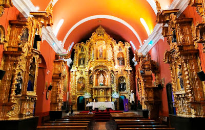 Parroquia Santa María Magdalena Por Dentro