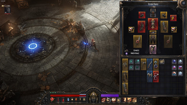 Wolcen Lords of Mayhem PC Mega