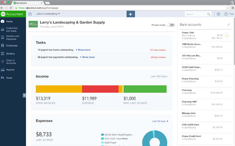 QuickBooks and Its Accounting Products