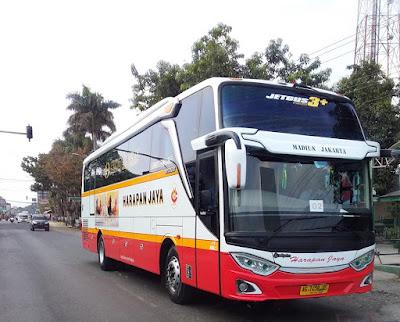 Foto Bus Harapan Jaya SHD Jetbus 3