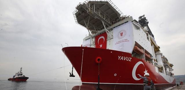 Οι Τούρκοι «θερμαίνουν» τα νερά στη Μεσόγειο