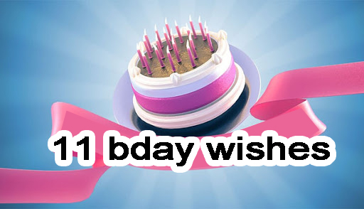 Birthday Wishes for 11 Years old Children - Happy birthday 11-year-old