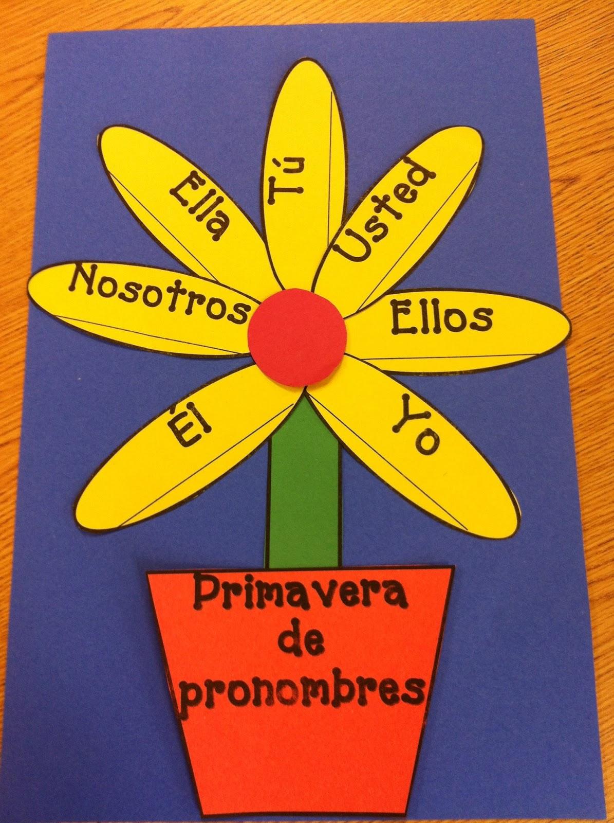 B Is For Bilingual Spring Break Is Here