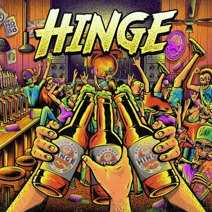 Hinge stream Self-Titled EP