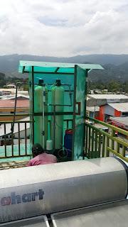 Filter Air Dr.Toya Di Timor Leste