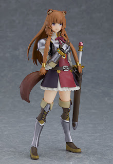 figma Raphtalia de Tate no Yuusha no Nariagari (The Rising of the Shield Hero).