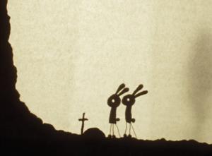 conejitos de animación