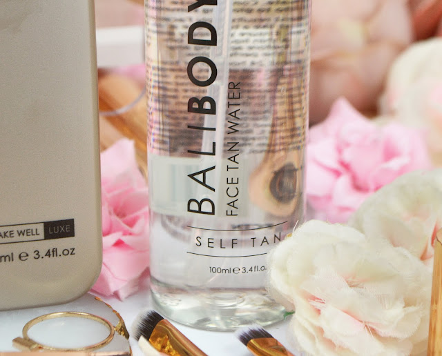 Brand New From Bali Body* | Fake Tan, Face Tanning Water & Shimmering Body Oil Review, Lovelaughslipstick Blog
