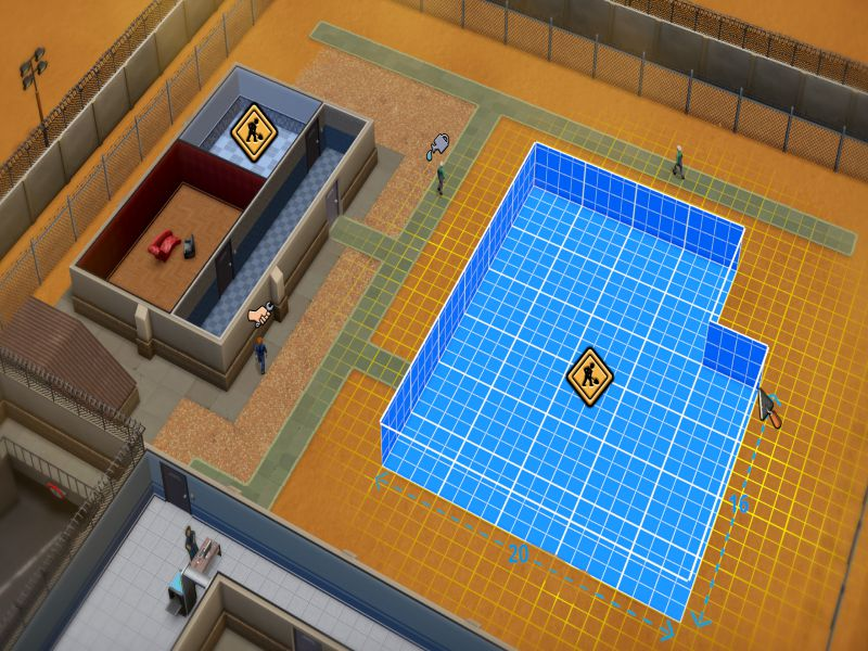 Prison Tycoon Under New Management PC Game Free Download