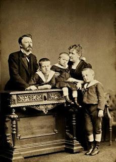 Família da Princesa Isabel