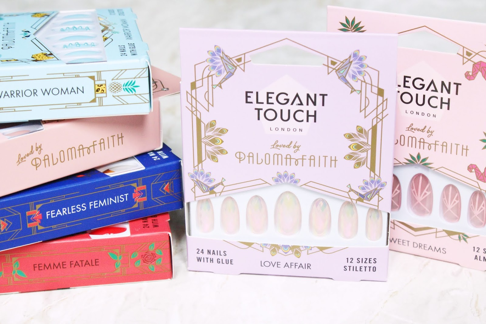 Elegant Touch Loved by Paloma Faith Collection