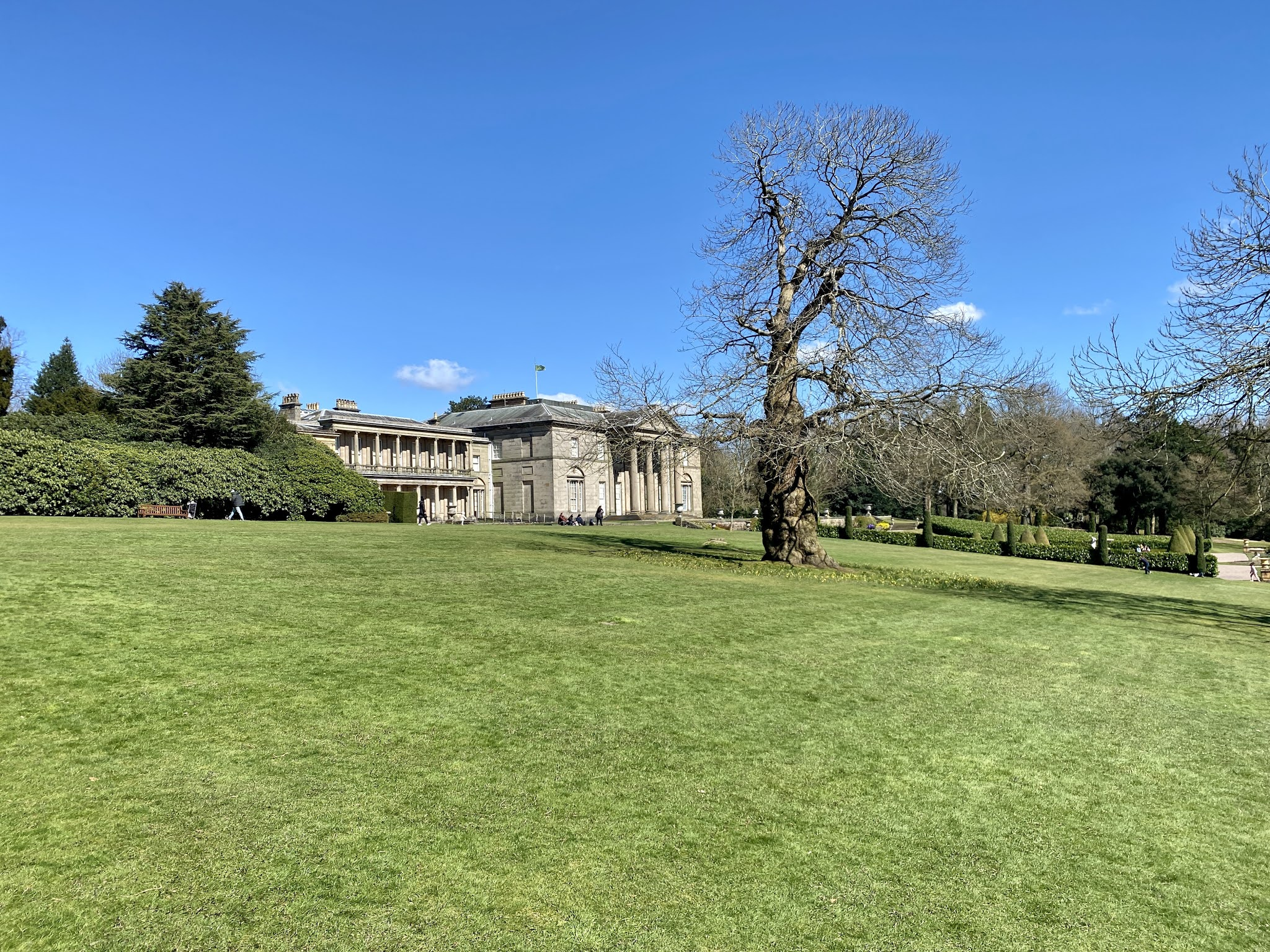 Tatton gardens