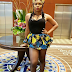Yemi Alade is wishing happy upcoming New year to you all